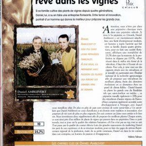 DEFIS Janv fév 2001